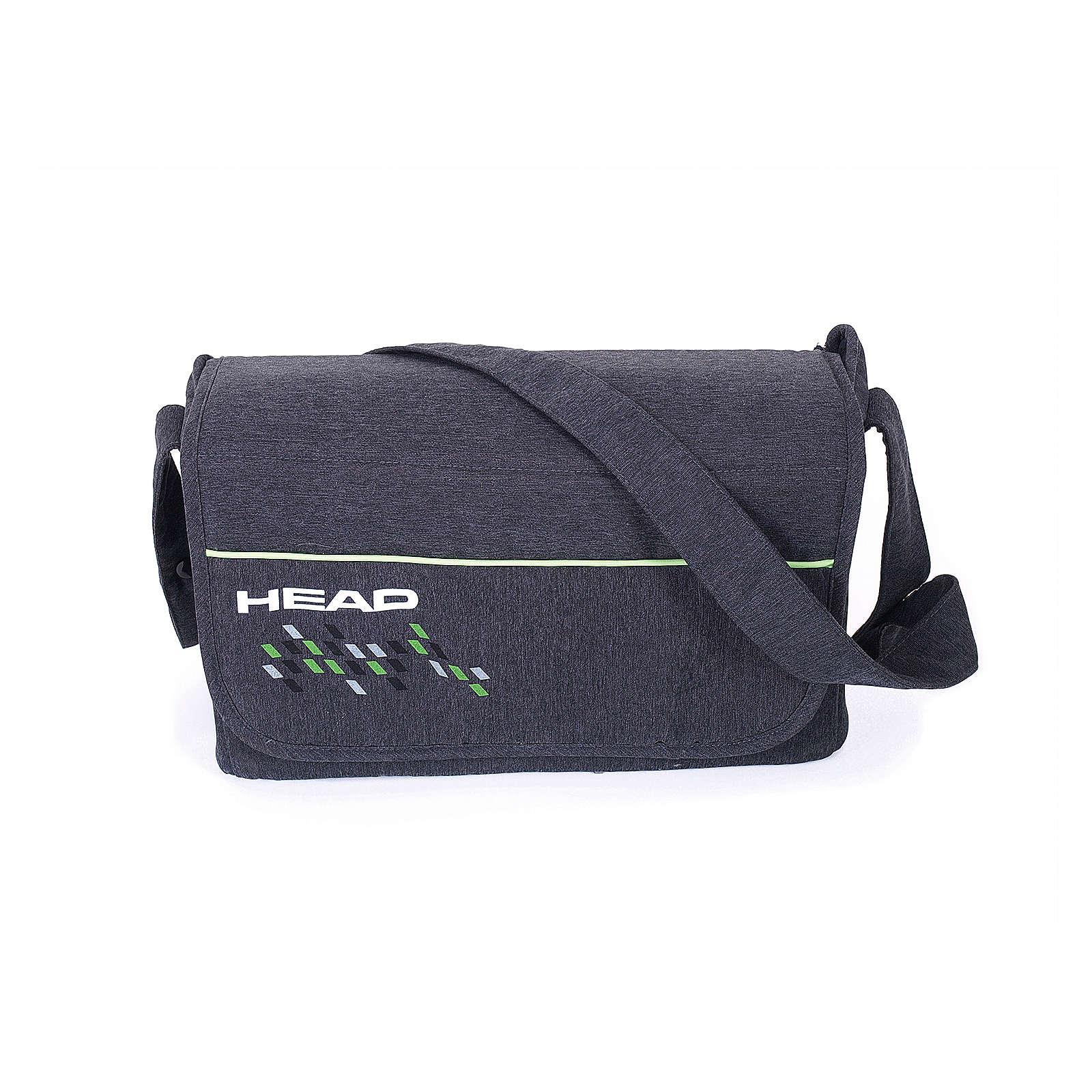 knorr-baby Wickeltasche für Kombi-Kinderwagen HEAD, darkgrey-green grün
