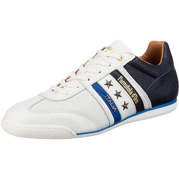 Beste Wahl Pantofola d'Oro Imola Crocco Uomo Low Sneakers Low weiß