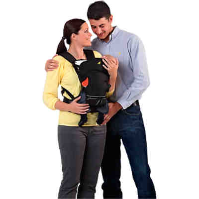 Babytrage 3-Way Carrier, black