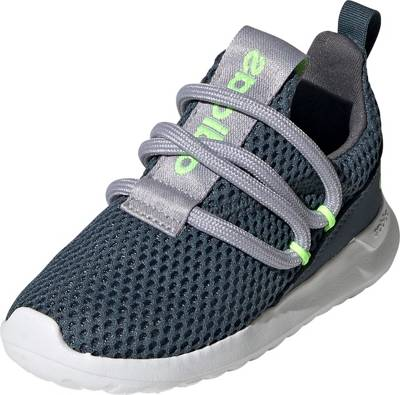 adidas Sport Inspired, Baby Sneakers Low LITE RACER ADAPT 3.0 für Jungen, blaugrau