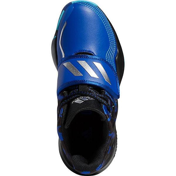 Gutes Angebot adidas Performance  Sportschuhe Deep Threat für Jungen  royal