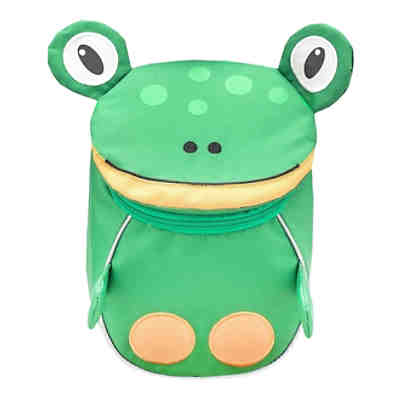 Kinderrucksack Mini Animals Mini Frog