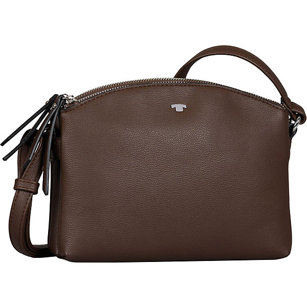 Roma Cross Bag, Cross Bag S Brown Umhängetasche