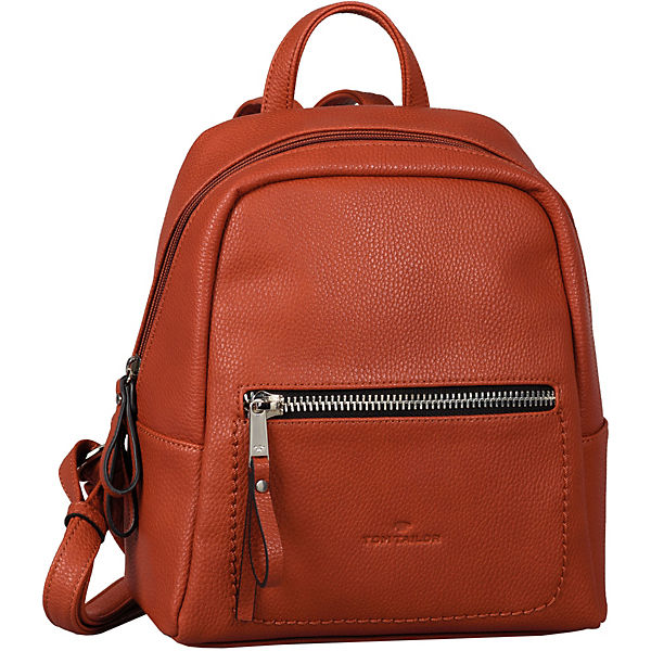 Tinna Backpack, Backpack S Orange Freizeitrucksäcke