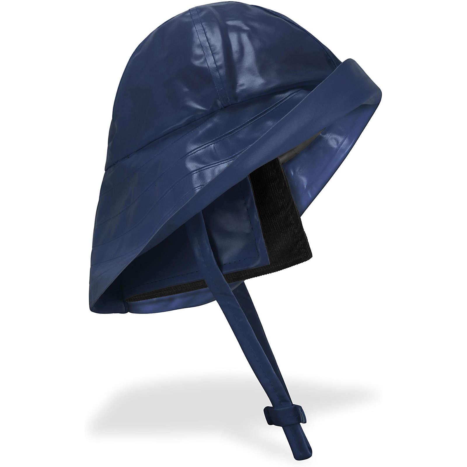 normani® Südwester Regenhut Cork Regenhüte dunkelblau Gr. 58-60