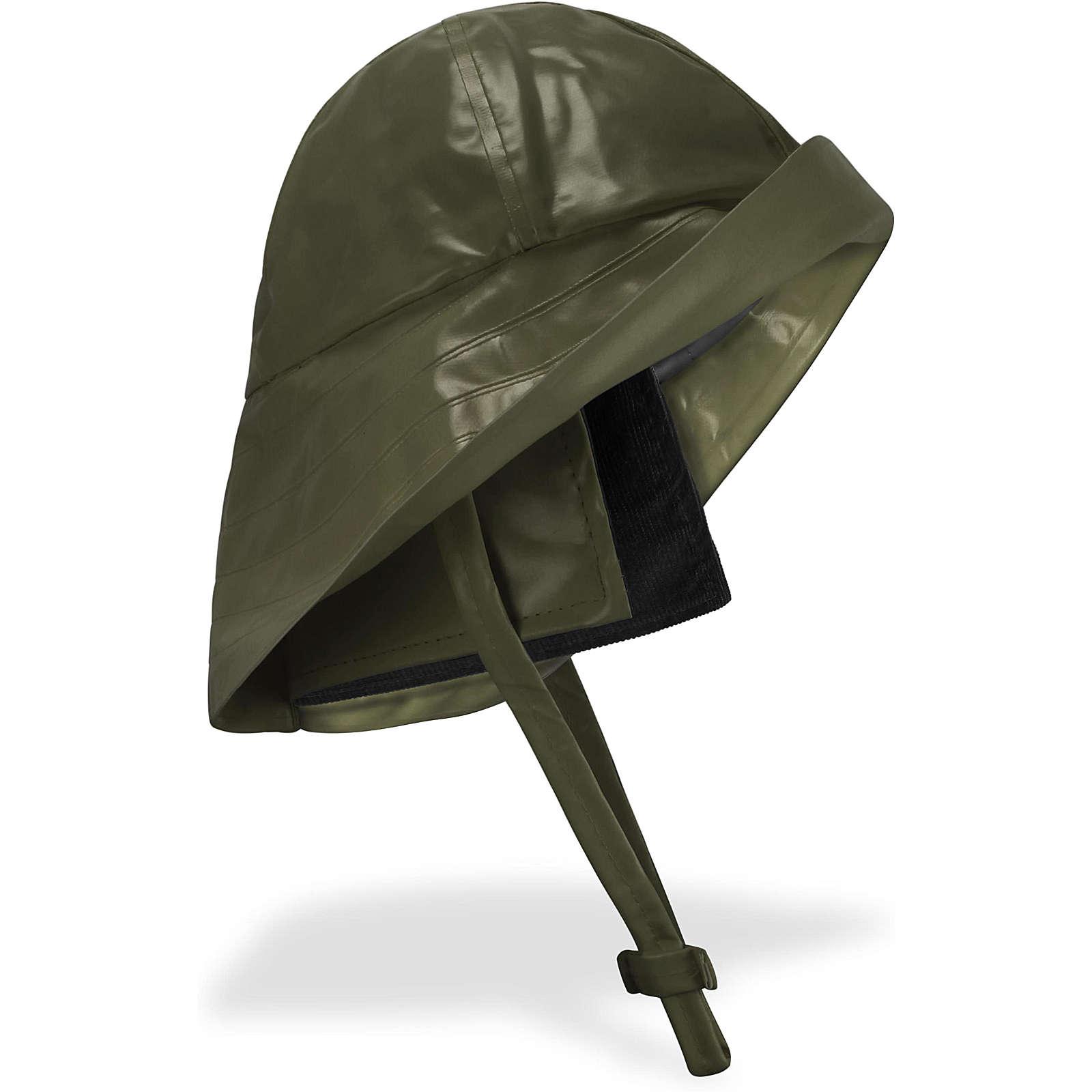 normani® Südwester Regenhut Cork Regenhüte oliv Gr. 54-56