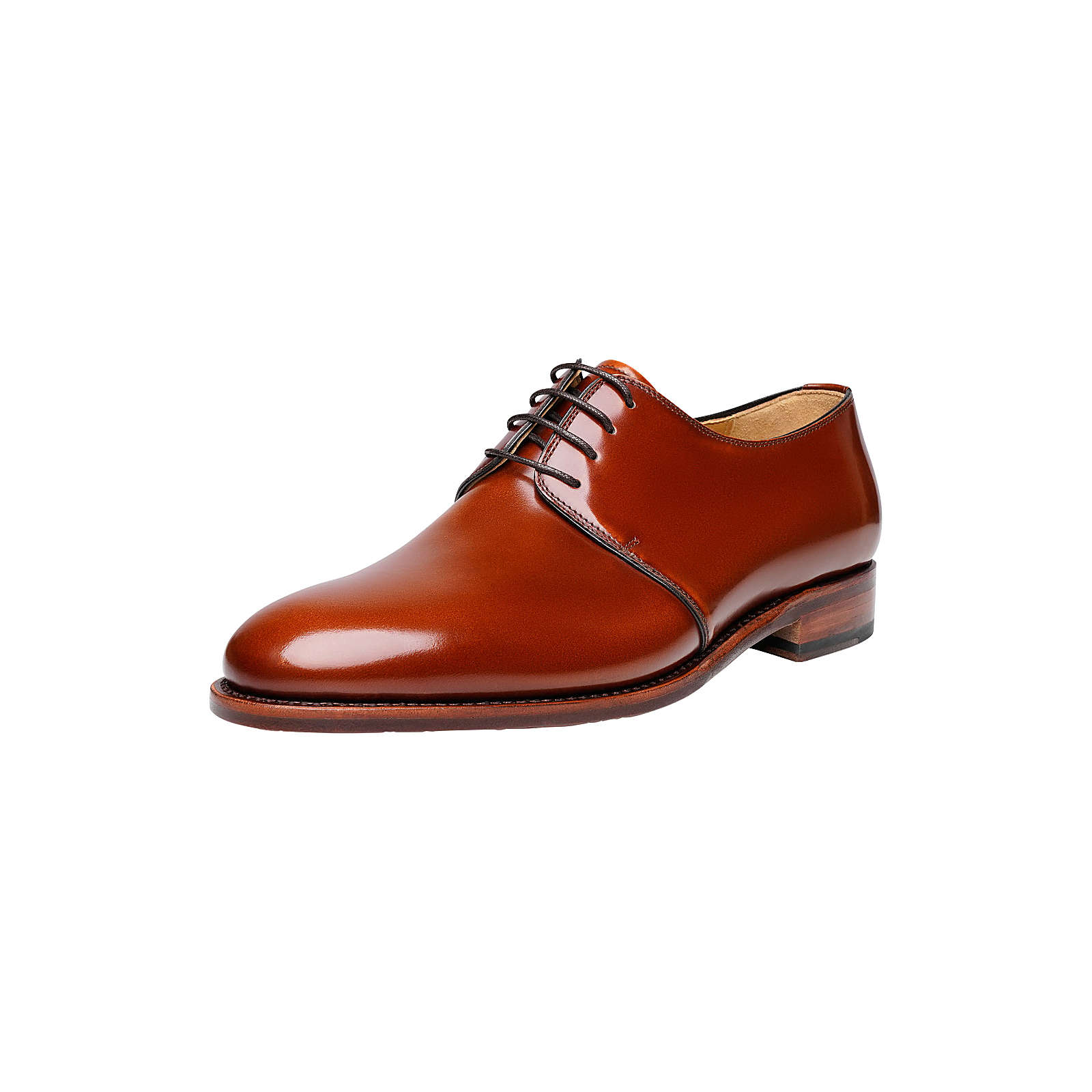 Shoepassion Businessschuhe No. 5518 Business-Schnürschuhe hellbraun Herren Gr. 44