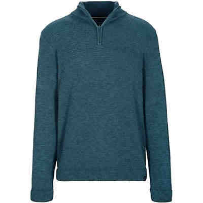 Zip Troyer Pullover