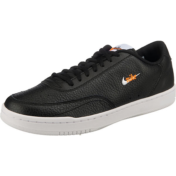 Beste Wahl Nike Sportswear Court Vintage Premium Sneakers Low schwarz