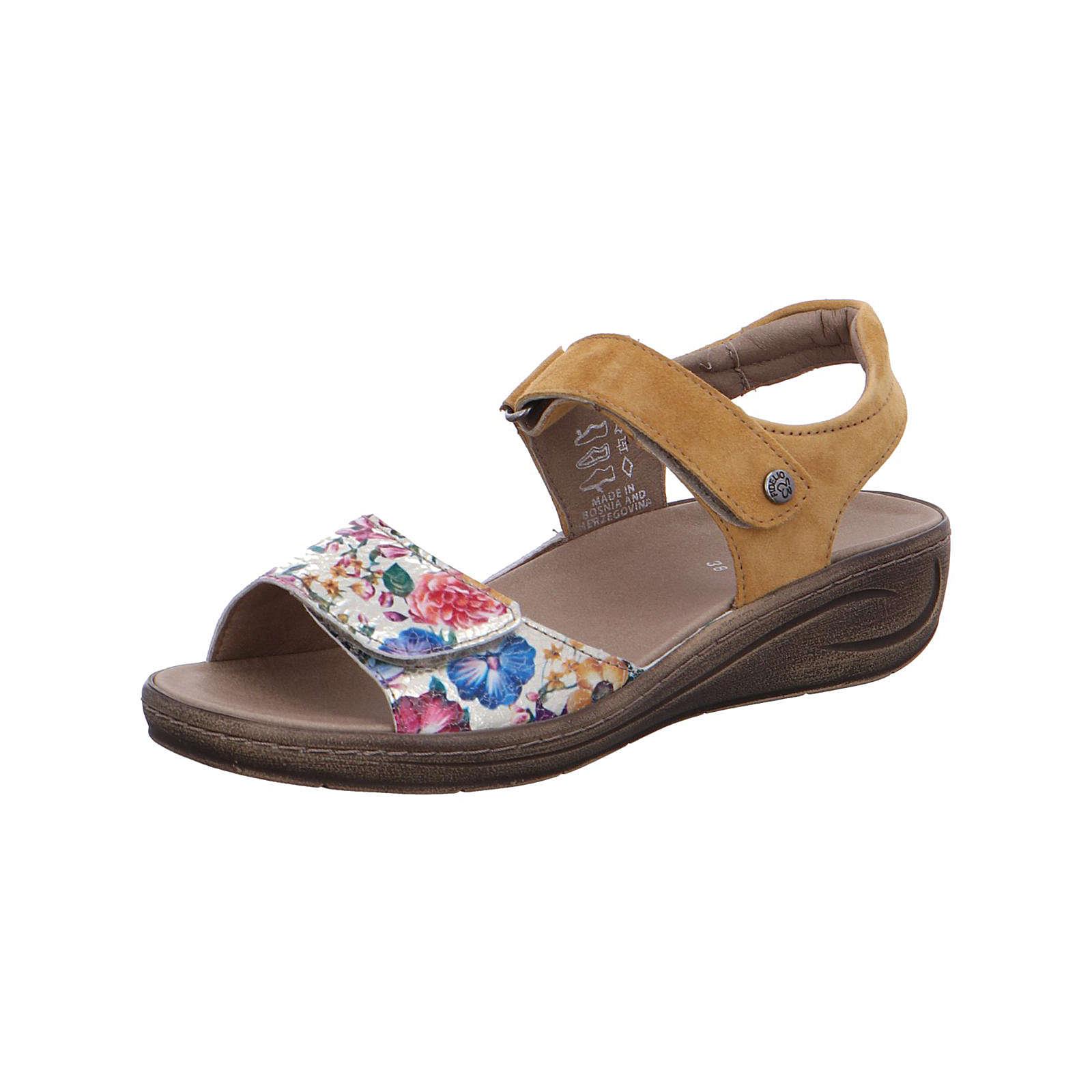 Fidelio Sandalen Klassische Sandalen beige Damen Gr. 37