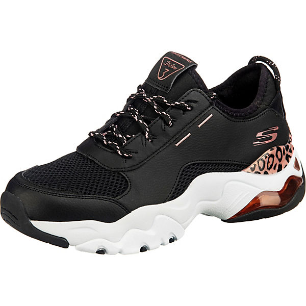 D'lites 3.0 Air Queen Leopard Chunky Sneakers