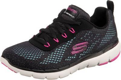 SKECHERS, FLEX APPEAL 3.0 Sneakers Low, lila | mirapodo