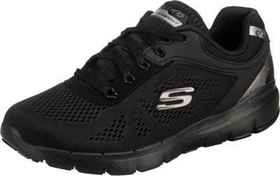 SKECHERS, Flex Appeal 3.0 Moving Fast Sneakers Low, schwarz 0T1wa