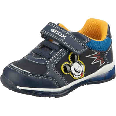 Baby Sneakers Blinkies Low TODO für Jungen, Disney Mickey Mouse