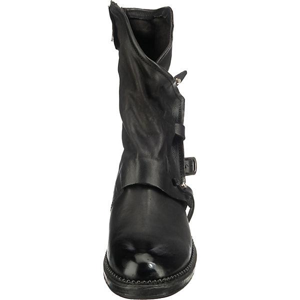 Neuer Modestil von A.S.98  Biker Boots  schwarz g3Akt