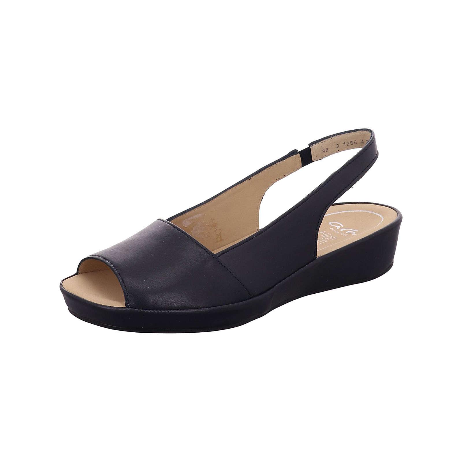 ara Sandalen Klassische Sandalen blau Damen Gr. 36