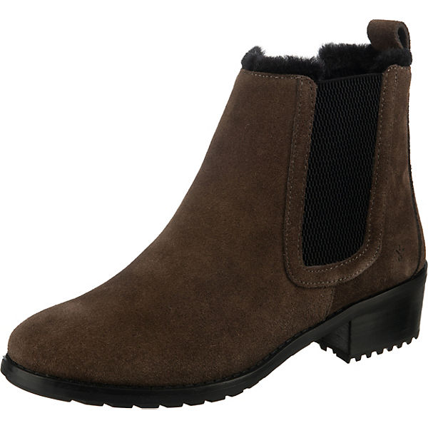 Ellin Suede Chelsea Boots