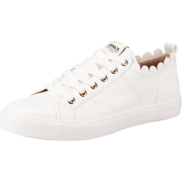 Sunny-1 Pu Scalop  Sneakers Low