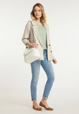 Handtaschen in weiß günstig kaufen | mirapodo