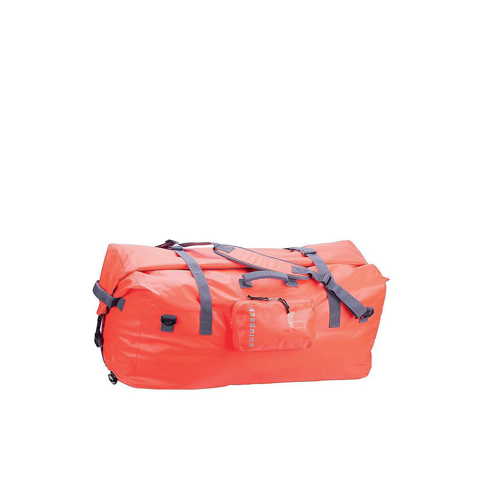 Zulupack Barracuda Reisetasche 138 L waterproof 80 cm Reisetaschen orange