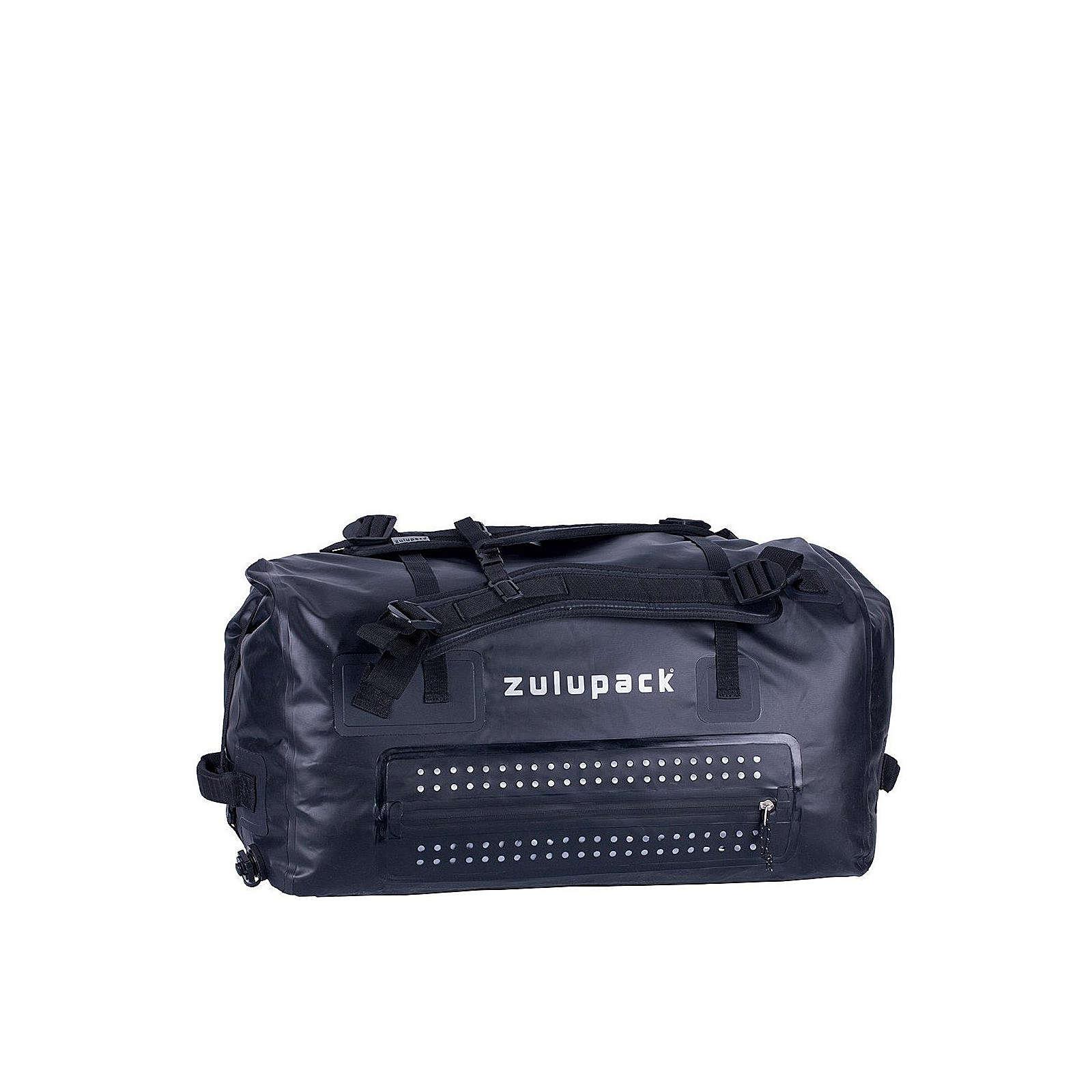 Zulupack Borneo Reisetasche 85 L waterproof 70 cm Reisetaschen schwarz