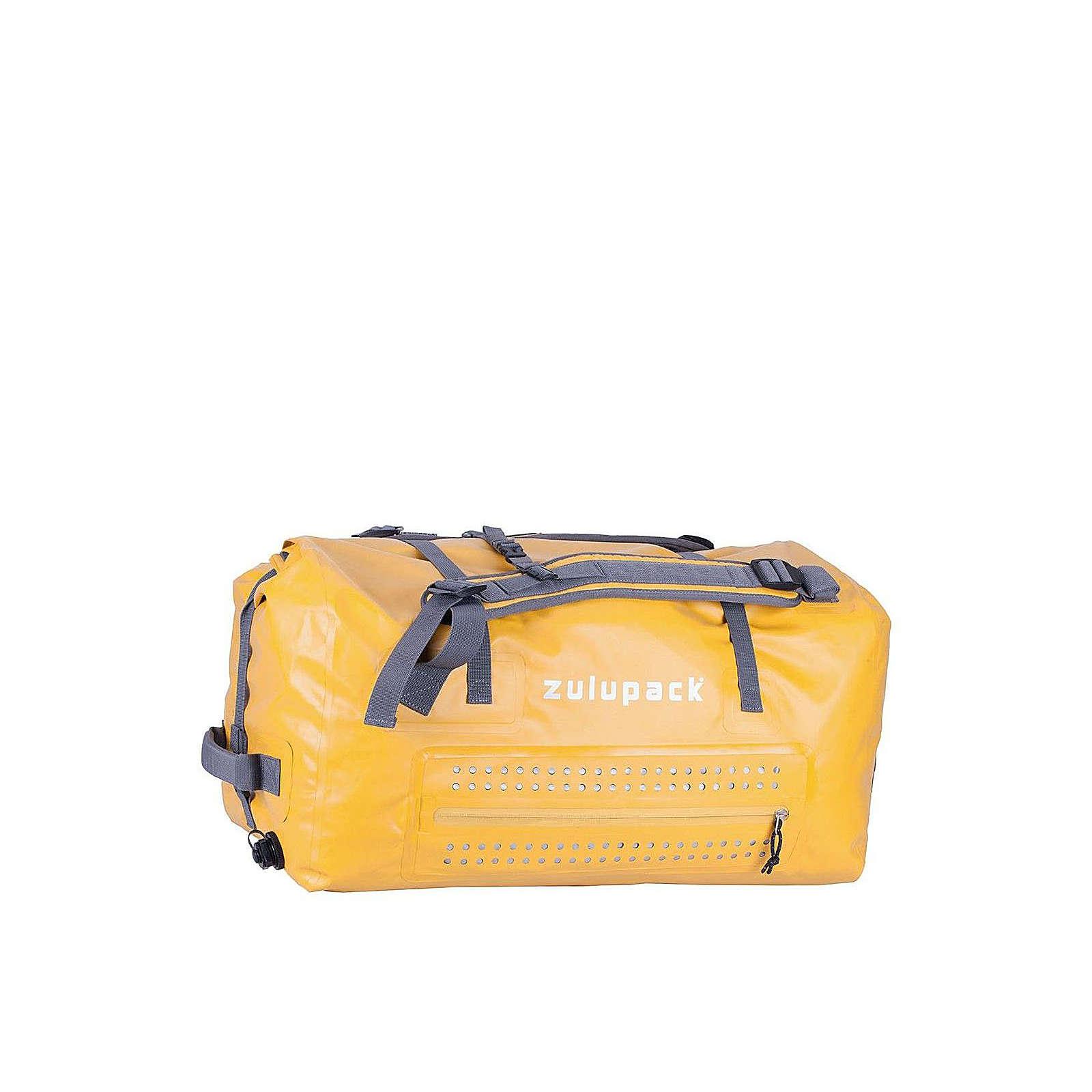 Zulupack Borneo Reisetasche 85 L waterproof 70 cm Reisetaschen gelb