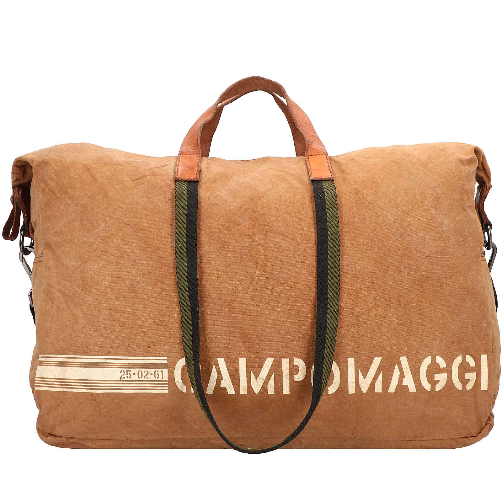 Campomaggi Borsone Weekender Reisetasche 48 cm Reisetaschen braun Damen