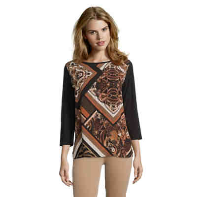 Betty Barclay Blusenshirt mit Print 3/4-Arm-Shirts