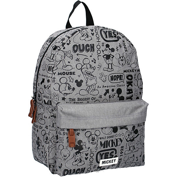Freizeitrucksack Mickey Mouse Repeat After me