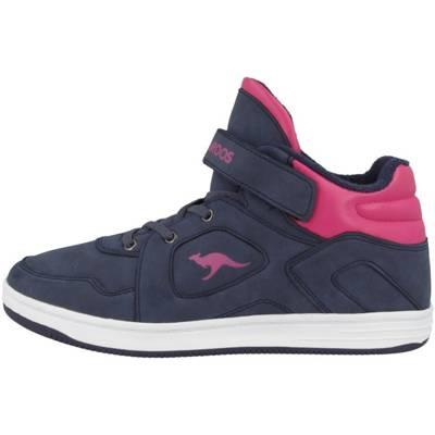 KangaROOS, Sneakers Low K Glorious Girl für Mädchen, WMS