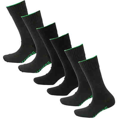 Online Men Fashion Mouliné Socks 6p