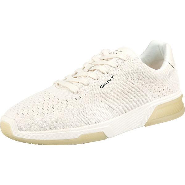 Beste Wahl GANT Hightown Sneakers Low weiß