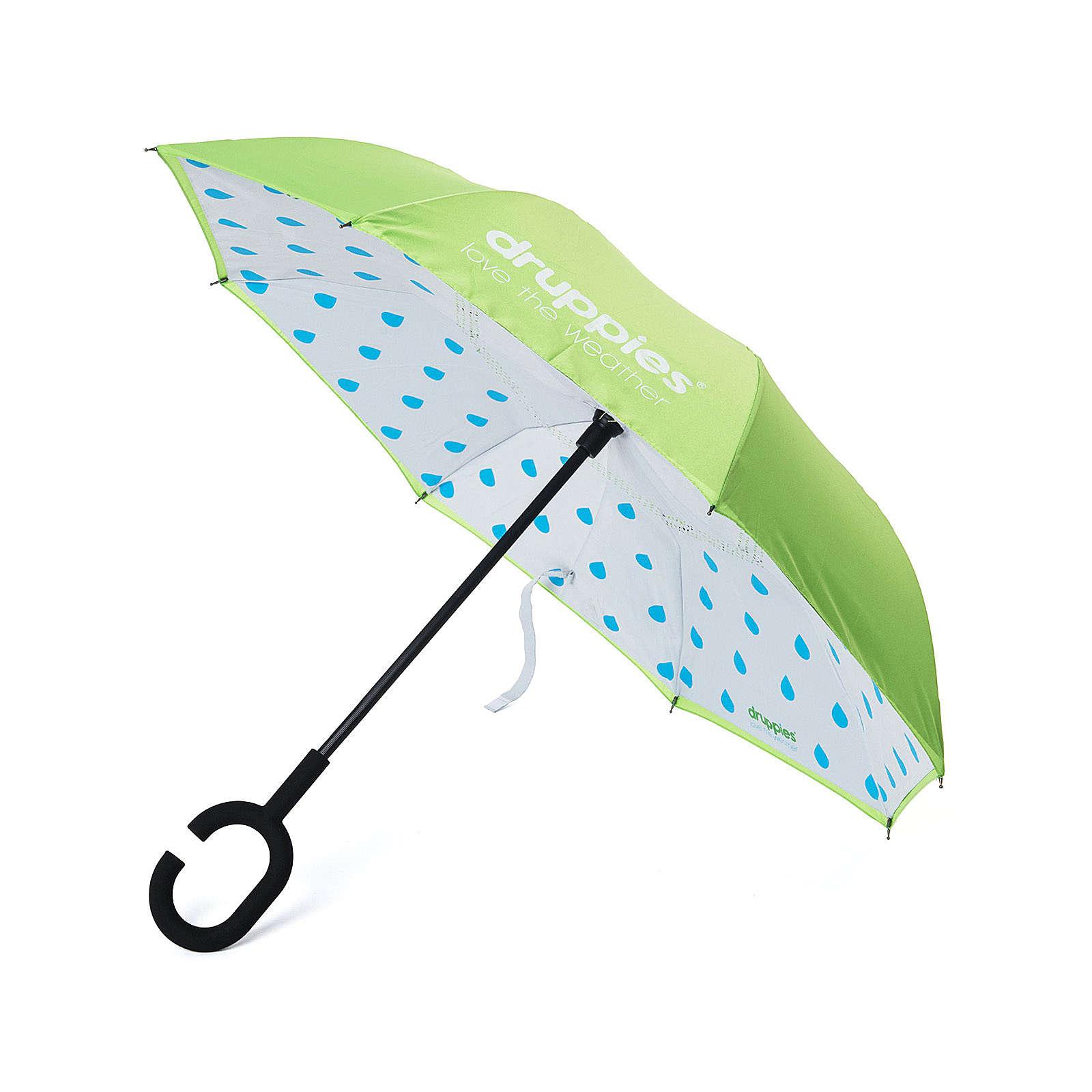 druppies ® Regenschirm  Regenschirm Regenschirme für Kinder grün Gr. one size