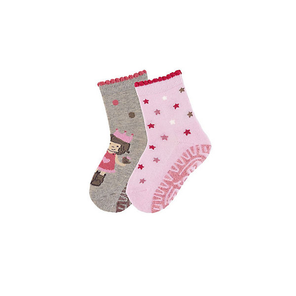 FliesenFlitzer AIR Winter Glitzer Flitzer AIR Doppelpack Prinzessin Socken