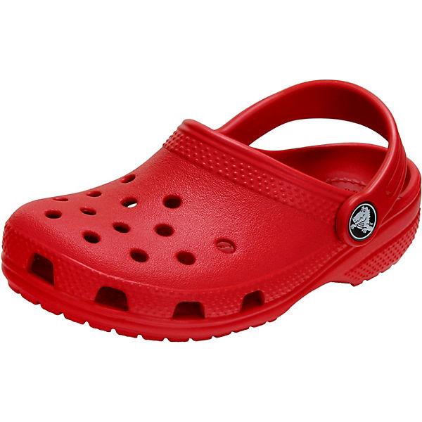 Gutes Angebot crocs Kinder Clogs rot