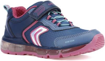 GEOX, Sneakers low J ANDROID GIRL für Mädchen, blau