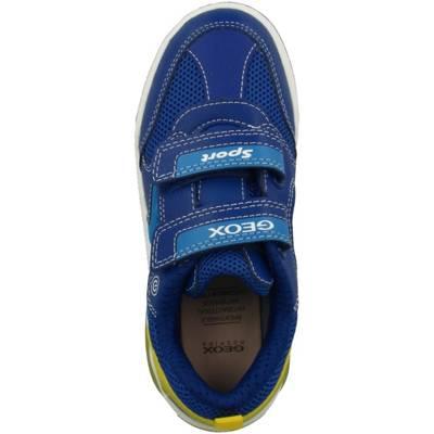 GEOX, Sneakers high J INEK BOY für Jungen, schwarz
