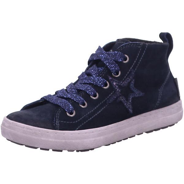 Gutes Angebot VADO Stiefeletten STAR für Mädchen blau