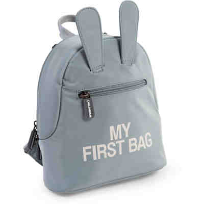 Kindertasche, my first Bag, grau/altweiss