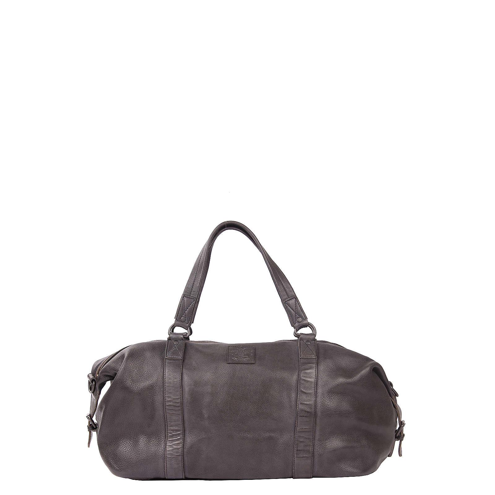 Presly & Sun Reisetasche Reisetaschen dunkelgrau Herren