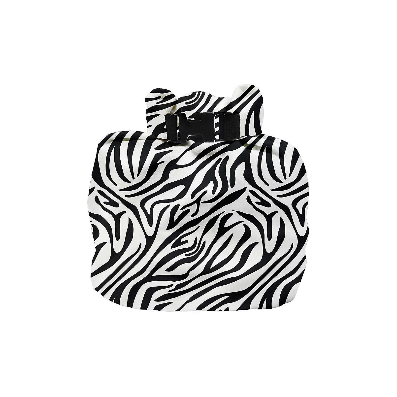 Bambino Mio Windeltasche, wasserdicht, Savannen Streifen schwarz/weiß