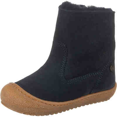Baby Winterstiefel NEW COTTON mit Lammfell