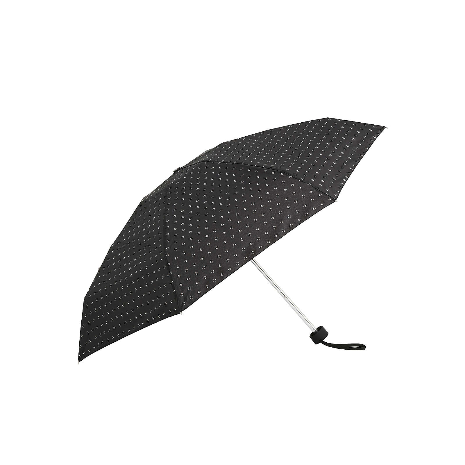 Tamaris Regenschirm Tambrella Mini 7 Minimals Regenschirme schwarz Damen Gr. one size