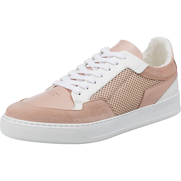 Vera Lace Up-mix Sneakers Low