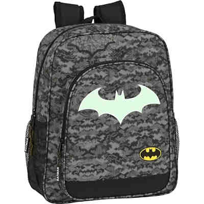 Freizeitrucksack Glow in the Dark Batman Night
