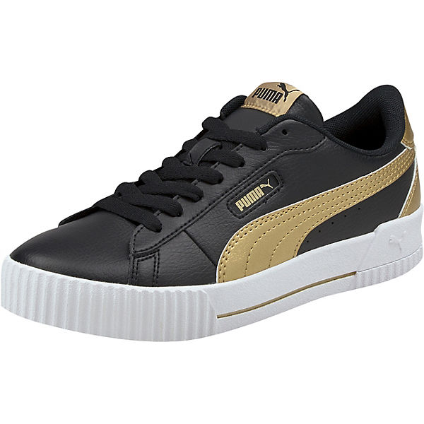 Carina Crew Metallic Sneakers Low