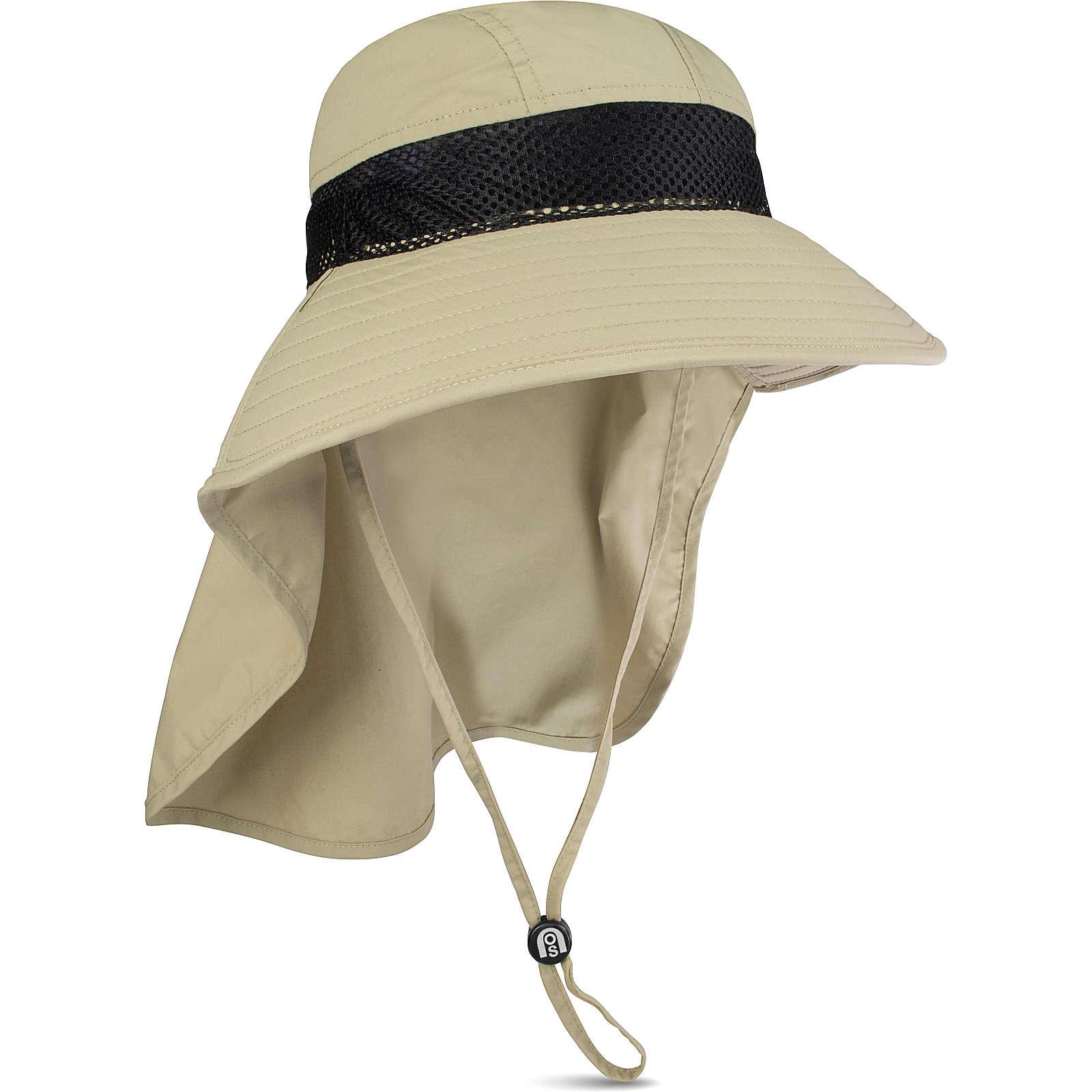 normani® Sommerhut Boyerich Regenhüte khaki Gr. 58-61