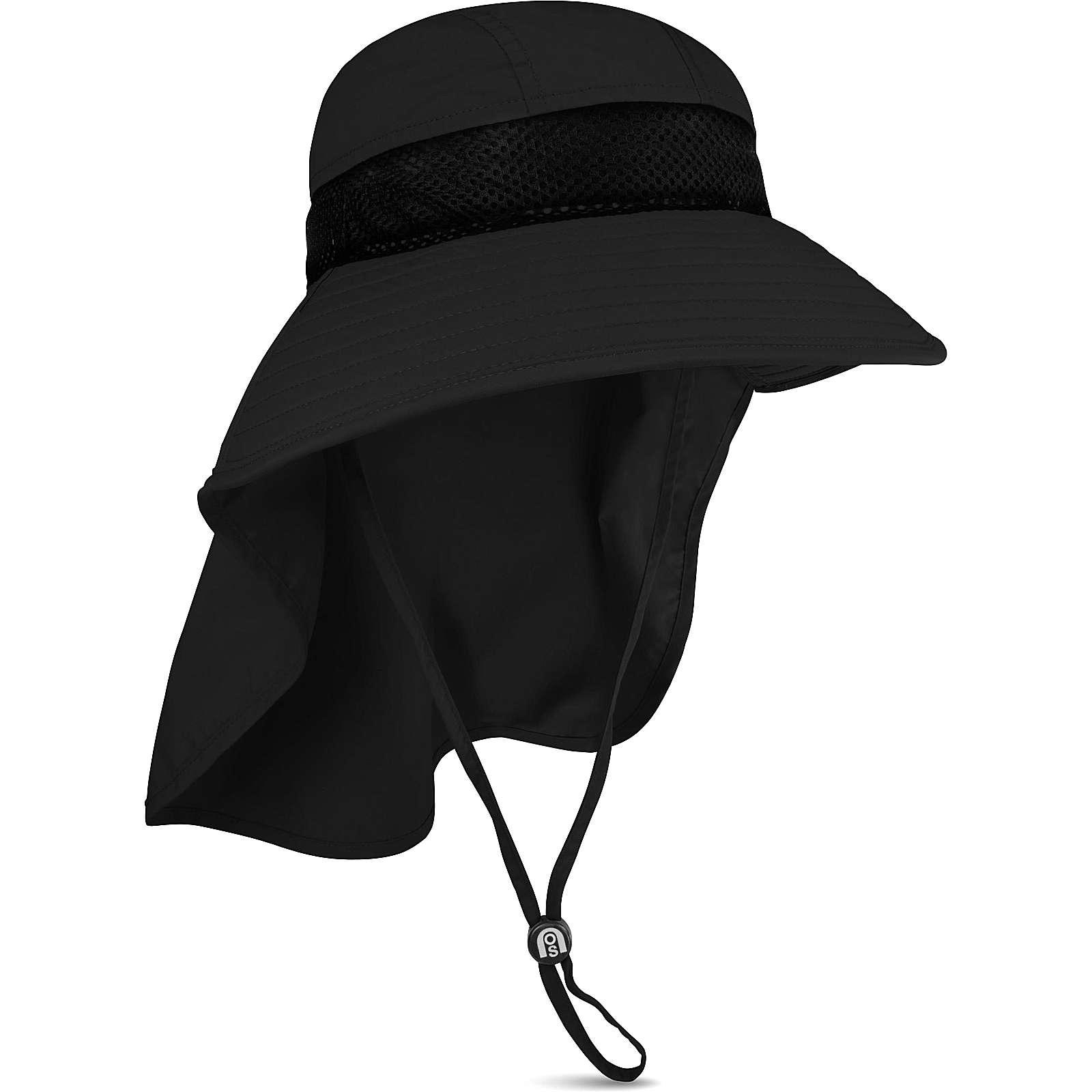 normani® Sommerhut Boyerich Regenhüte schwarz Gr. 55-57