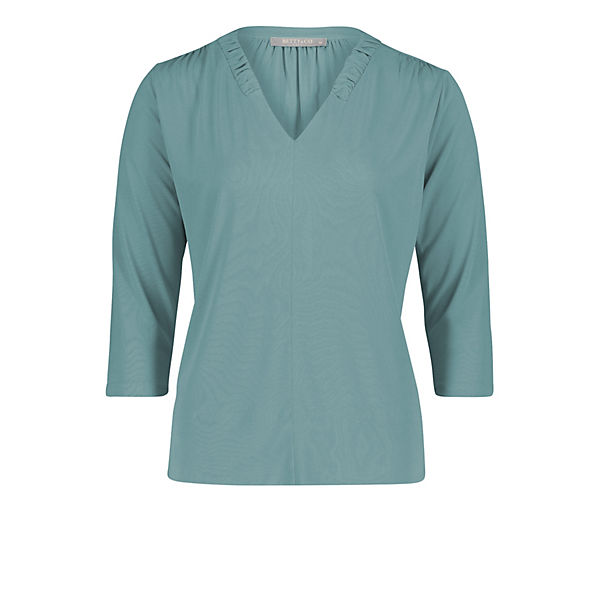 Betty & Co Casual-Shirt mit 3/4 Arm 3/4-Arm-Shirts