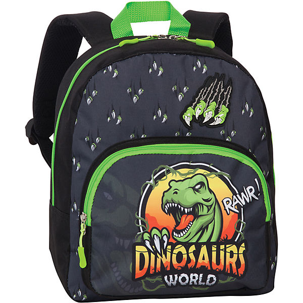 Kinderrucksack Dinosaurs World